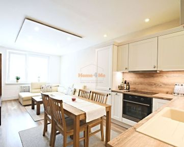 Home4me PREDAJ 4 izbový byt  kompletná rekonštrukcia Súmračná, Ružinov