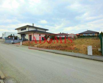 ADOMIS - Predám stavebný pozemok na výstavbu RD v Košiciach, 580m2, Košice - Krásna
