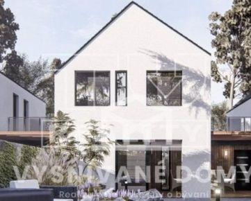 Posledné dva voľné -Novostavba 2 podlažného rodinného domu Diaková- už vo výstavbe.