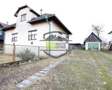 RODINNÝ DOM  na pozemku 1906 m2 , Obec Dubové
