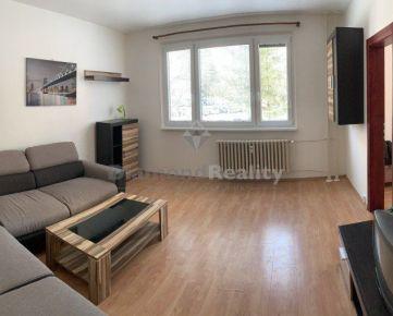 Na prenájom zariadený 3 izbový byt ulica Wurmova