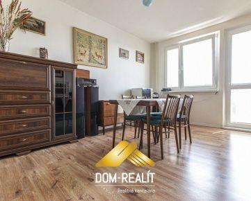 3 izbový byt pod lesom Dúbravka (Tranovského)