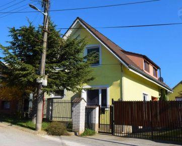 4-izbový rodinný dom - predaj