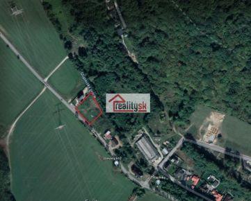 CORRIS: Lukratívny stavebný pozemok, Borinka, 2440m2
