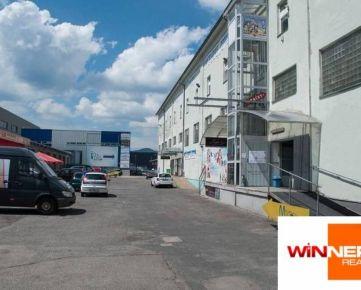 NA PRENÁJOM výrobné priestory od 2,26€/m2, Bratislava, Stará Vajnorská