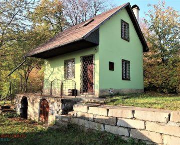 (REZERVOVANÉ) Ponúkame Vám na predaj zariadenú chatu, Košice - Ľudvíkov dvor