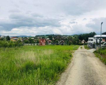 PRE KLIENTA: Stavebný pozemok, Visnove, Rosina a Turie