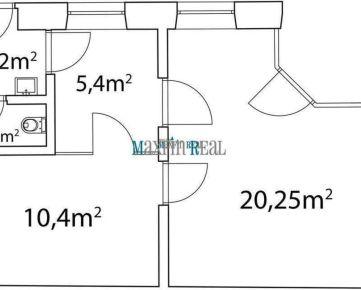 MAXFIN REAL - Polyfunkčný priestor v Nitre