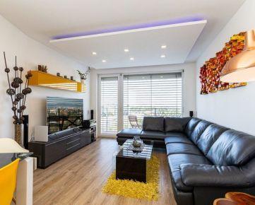 REZERVOVANÉ_Ponúkame EXKLUZÍVNE na predaj 2-izbový plne zariadený byt  v novostavbe na Čiližskej ulici – Bratislava II (Vrakuňa)