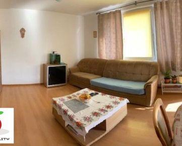 PREDAJ pekný 3-izbový byt na Šafárikovej ulici v Trnave