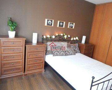 Kompletne zariadený 2 izbový byt v Senci
