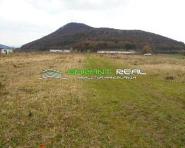 GARANT REAL - predaj rekreačné pozemky 750 m2, Veľký Šariš, okr. Prešov