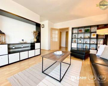 IBA U NÁS! Na predaj krásny priestranný 2i byt, Liptovská TN