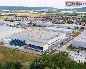 Prenájom výrobných priestorov 5.864 m2, Bratislava - Devínska Nová Ves, diaľnice D2, D4.