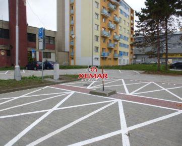 Na predaj parkovacie miesta na Hornej ul. v Banskej Bystrici