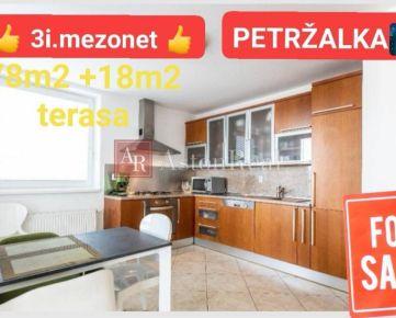 Nádherný 3-izbový mezonet , Bratislava