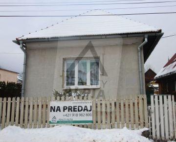 Dva rodinné domy na predaj, Liptovská Porúbka
