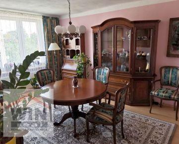 Zrekonštruovaný, klimatizovaný,  tehlový 3 izbový byt s balkónom, Námestie SNP Zvolen