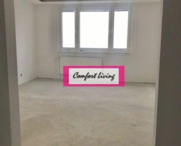 COMFORT LIVING ponúka - 4 izbový byt v Karlovej Vsi - nové rozvody elektriky, dokončenie rekonštrukcie podľa vlastných predstáv