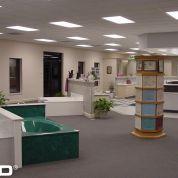 Obchodné priestory 130m2, novostavba