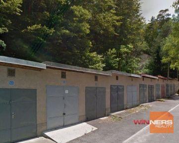 Ponúkame na predaj garáž na Uhlisku, Žlté piesky, Banská Bystrica