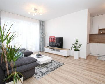 HERRYS - Na prenájom úplne nový 2 izbový byt s parkovacím státím