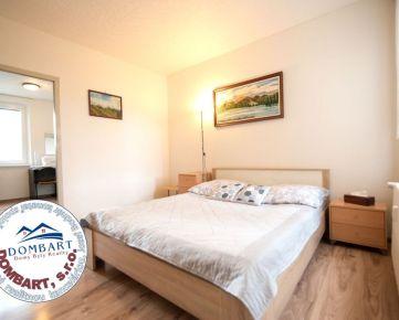 krásny priestranný 4+1 izbový byt