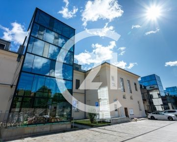 Nebytový priestor na predaj v centre Košíc - 206 m2, Rezidencia Baštová