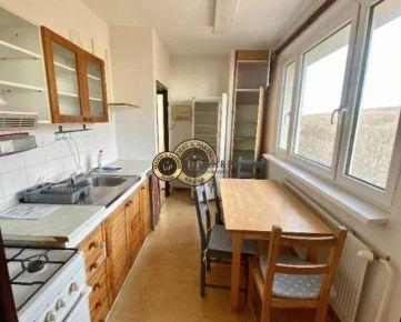 3 izb.byt na Dlhých Dieloch s pekným výhľadom