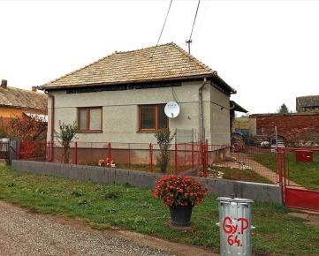 Dražba rodinného domu v obci Ivanice