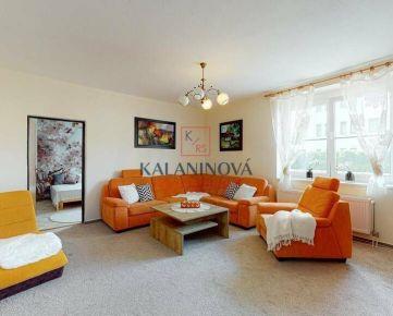 REZERVOVANÉ:  2-izbový tehlový byt,   Rastislavova, Košice