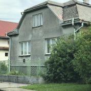 Rodinný dom 110m2, pôvodný stav