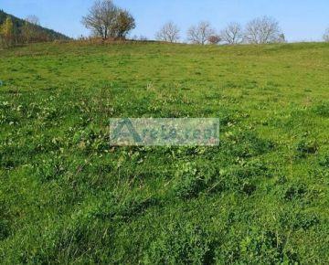 Areté real, Predaj priestranného 1779 m2 pozemku určeného na výstavbu RD v obci Slovenská Ľupča