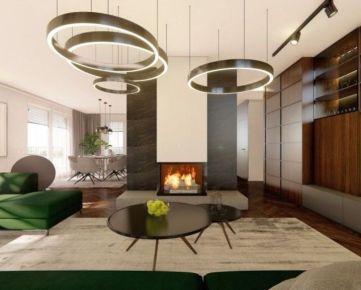 4-izbový byt s terasou - najvyššie poschodie v novostavbe Zelené Vlčince - (A.814)