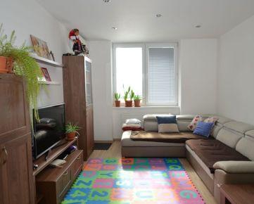 2 izbový byt s výbornou dispozíciou Račianska ul. po rozsiahlej rekonštrukcii