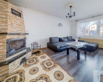 Exkluzívne - na predaj 3 izbový byt Košice - Poľov