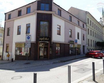 Prenájom obchodno-kancelárskych priestorov, Farská, Nitra