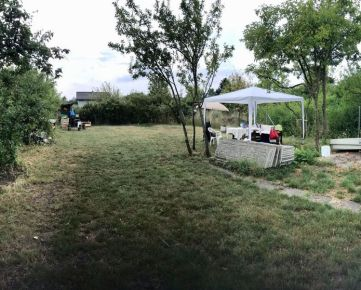 Odstúpenie nájomnej zmluvy na záhradu o výmere 393 m2, Žabí Majer.