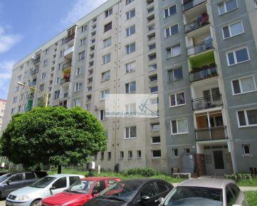 Dražba bytu v Prešove