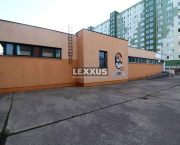LEXXUS-PRENÁJOM, obchodné a kancelárske priestory, od 100 do 320 m2.