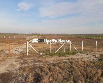 BA-Čunovo: zamerané pozemky-orná pôda