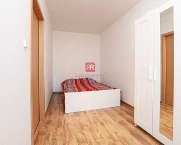 HERRYS - Na prenájom zariadený 2 izbový byt vo výbornej lokalite