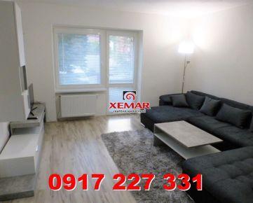 Na prenájom novo zrekonštr. a zariadený 2 izb. byt s terasou na Uhlisku v Ban. Bystrici