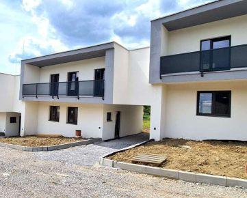4-izb. RD - Žilina, Krasňany - vo výstavbe, zvonku dokončený