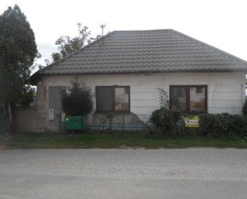 Dražba rodinného domu v Rumanovej