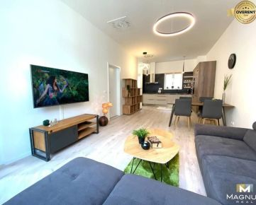 BEZRUČOVA Residence - Luxusný 2i byt v centre mesta - ready to move in