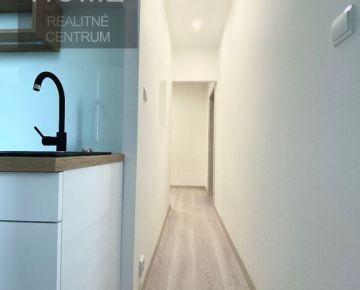 REZERVOVANÉ..veľmi príjemne a moderne zrekonštruovaný 1-izb. byt na Sídlisku III
