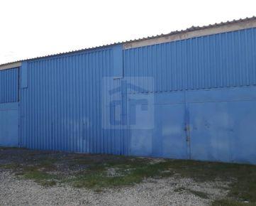 Direct Real - Skladové priestory/garáž 162m2 aj pre vstup nákladných vozidiel, montážna jama