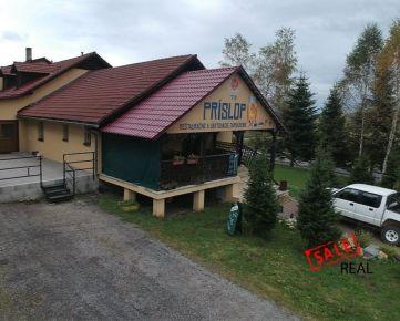 Reštauračné a ubytovacie zariadenie