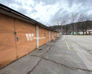 rezervovaná - garáž v centre mesta Žilina/18m2/